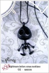 NA0036 - nightmare before xmas necklace