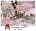 NA0138 – 'Princess Hours'necklace