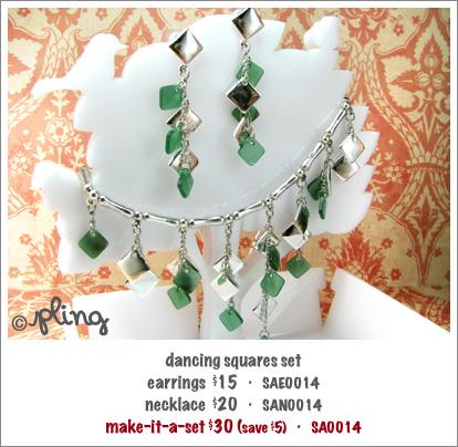 SA0014 - dancing squares set