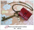 NA0162 - 'Unlock your bright sparks!' necklace