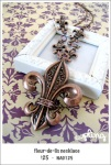 NA0125 – fleur-de-lisnecklace
