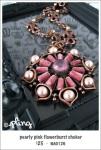NA0126 – pearly pink flowerburstchoker