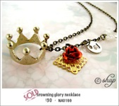 NA0169 - crowning glory necklace